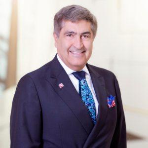 Gerald Divaris, Chairman and CEO