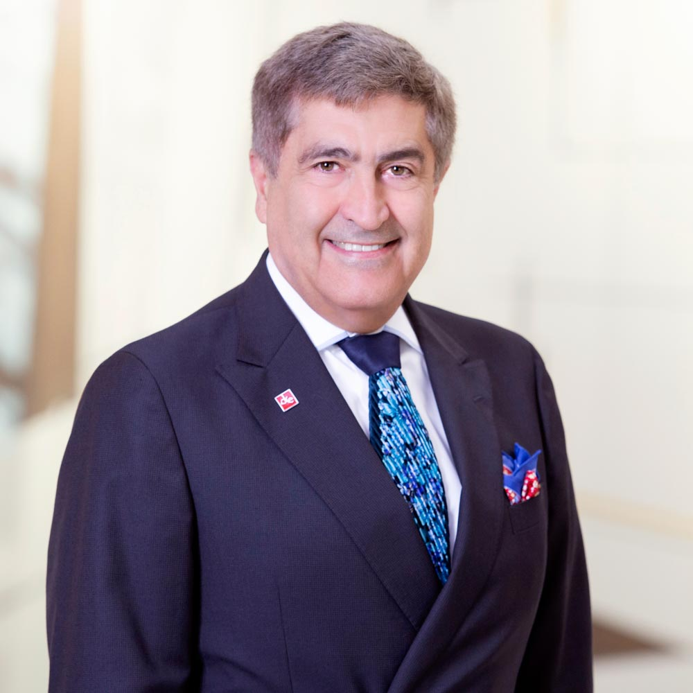 Gerald Divaris, Chairman and CEO