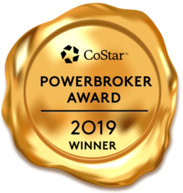 CoStar Power Broker Badge