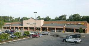Oak Ridge Shopping Center, Suffolk, Va