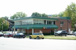 Former PNC Bank branch, 260 East Jefferson St., Rockville, Md