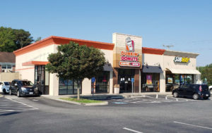 Dunkin Donut, 208 Birdneck Road, Virginia Beach, VA